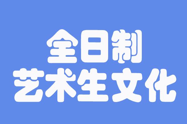重庆艺术生文化课辅导